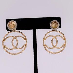 New Earrings C C